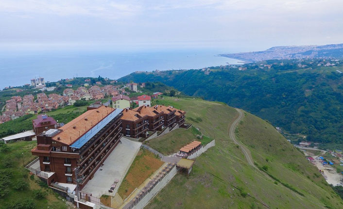 Turizmin gözbebeği Sera Lake Resort