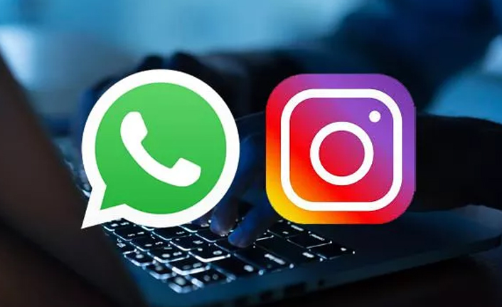 WhatsApp ve Instagram çöktü