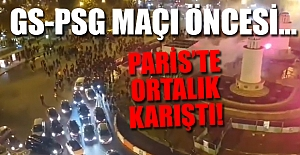 Paris'te Galatasaray...